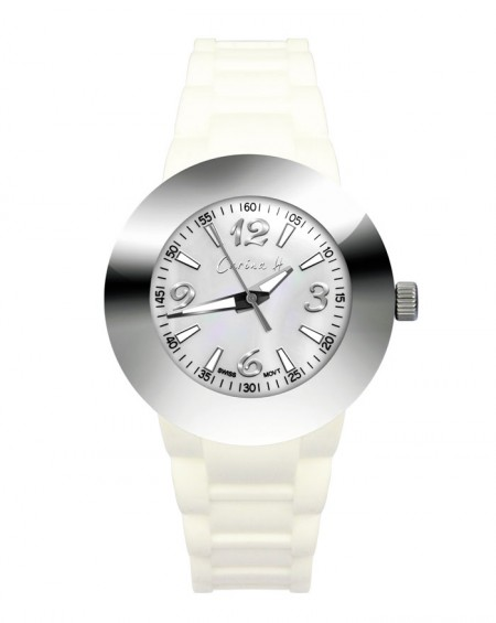 Interchangeable Stainless Steel Watch